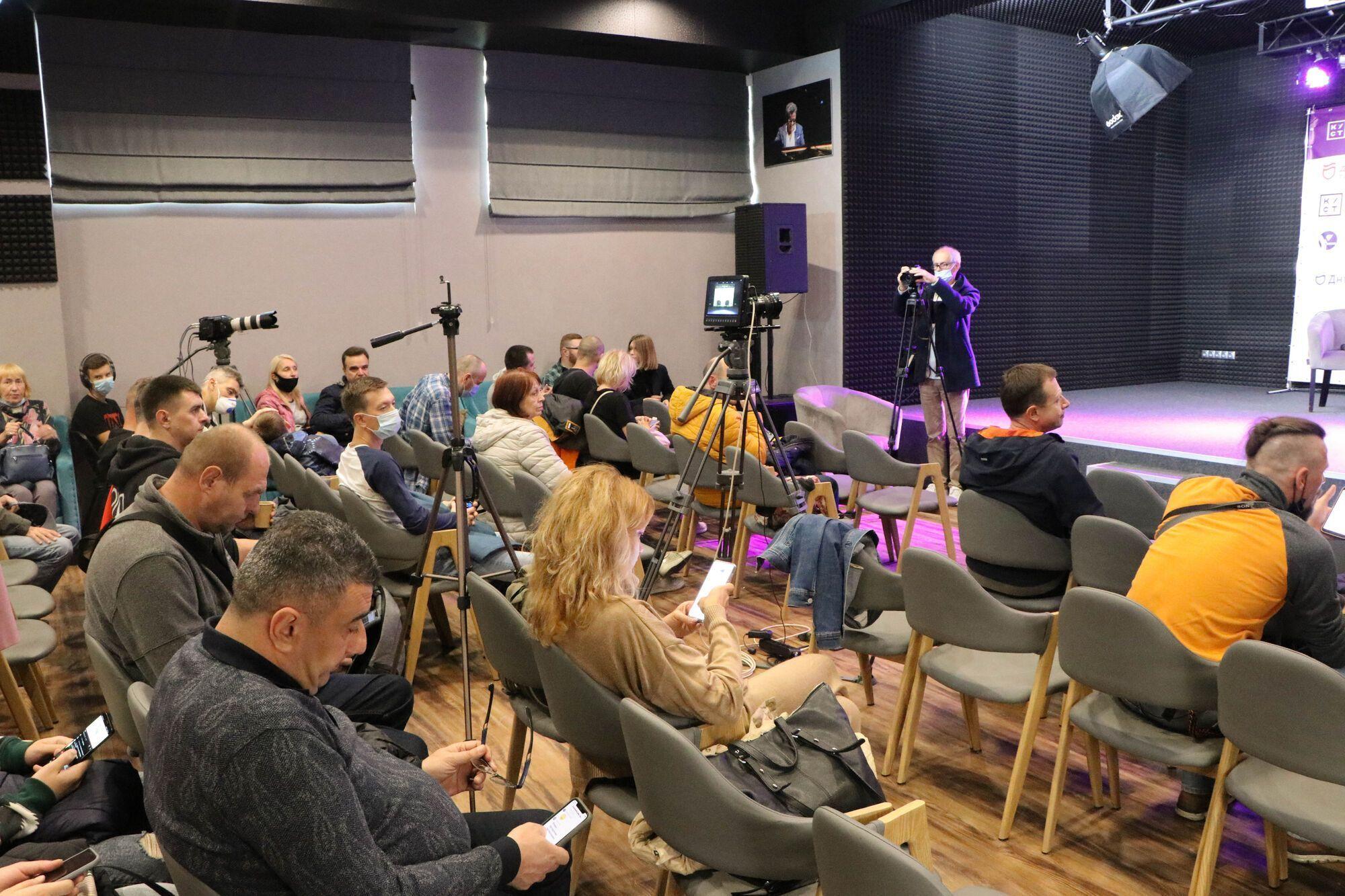 Всеукраїнський фестиваль блогерів у Дніпрі