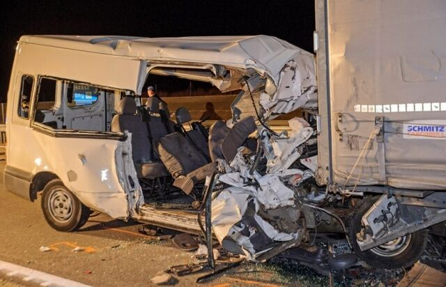 В ДТП погибли украинцы