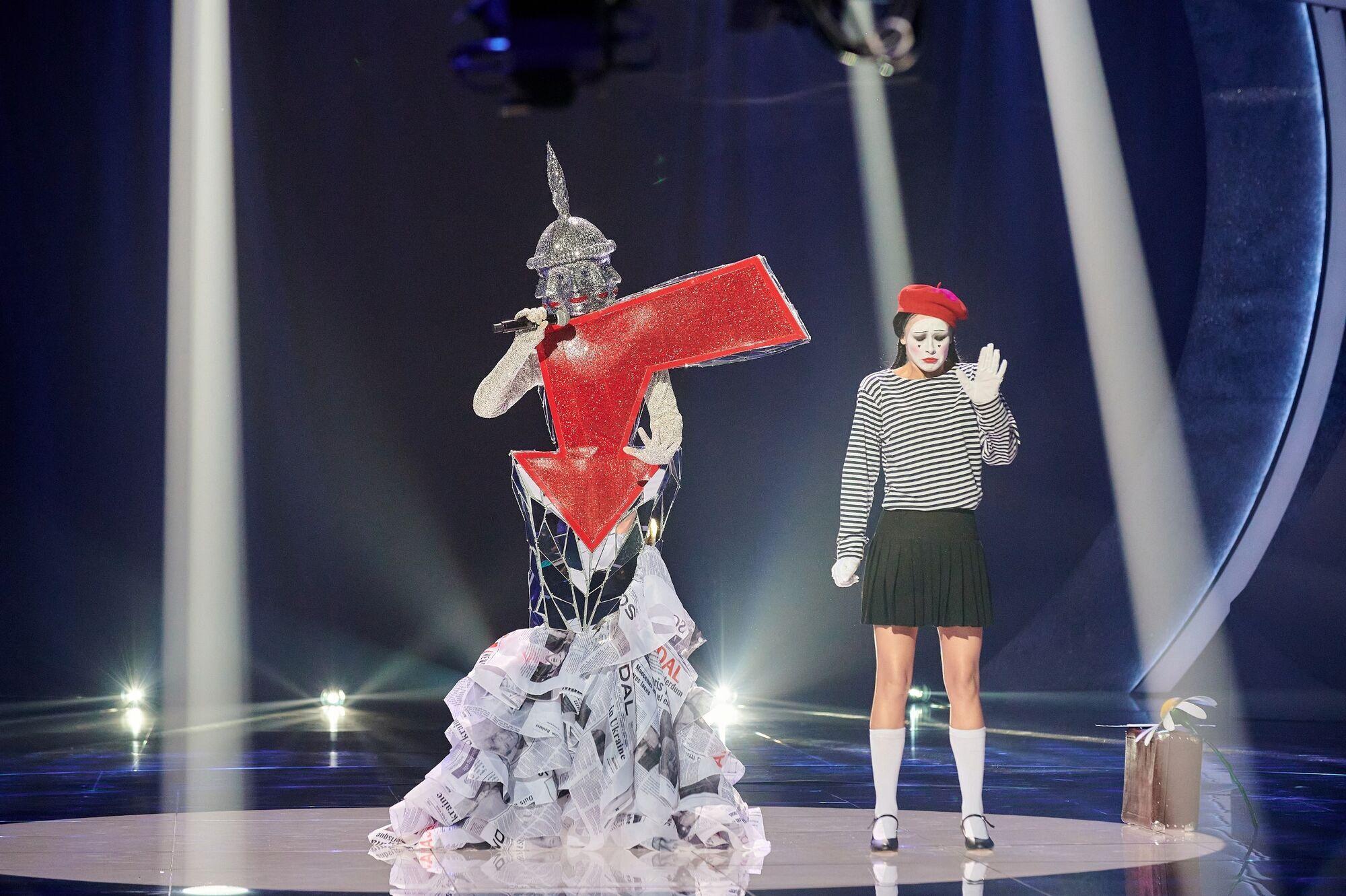 Участник шоу, которого связывают с Поляковой и Кароль.