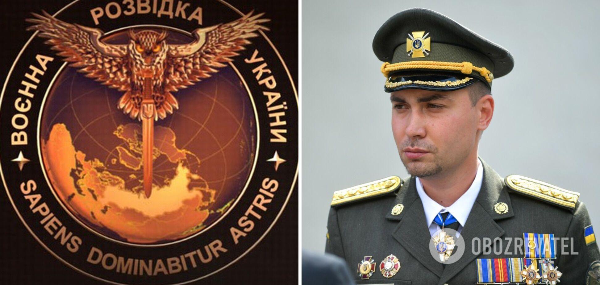 Начальник українського ГУР Кирило Буданов