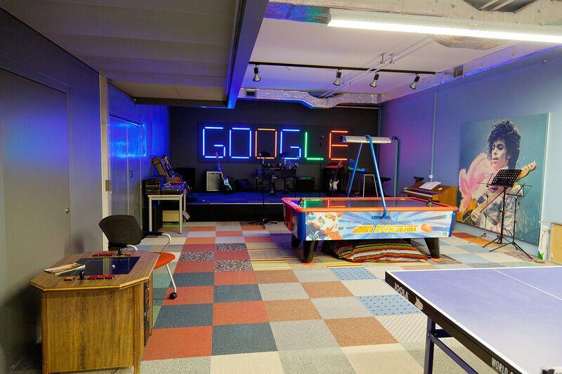 Найбільш незвичайним з усіх представництв Google називають офіс у Цюриху