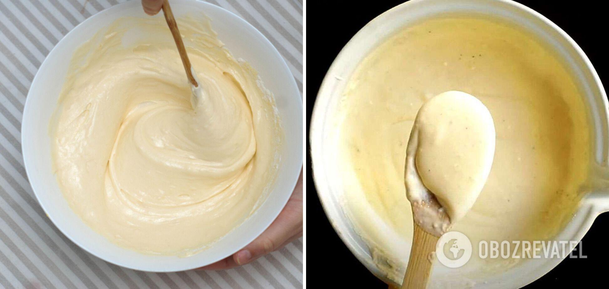Як вдома приготувати смачний соус бешамель