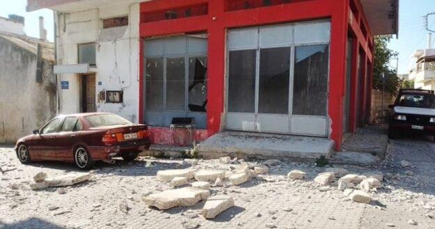 Землетрус на Криті