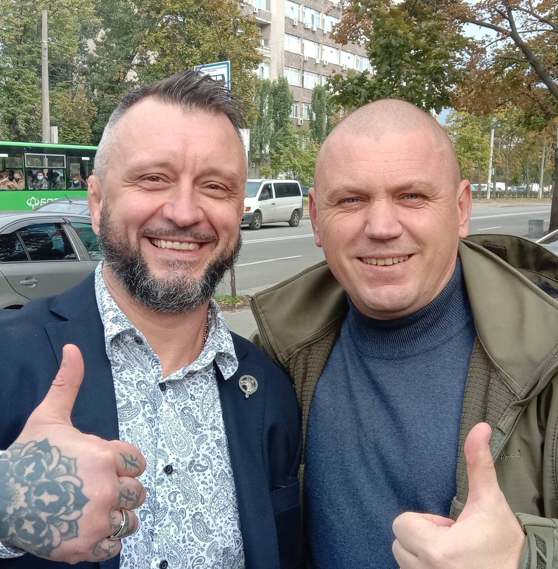 Андрій Антоненко після суду