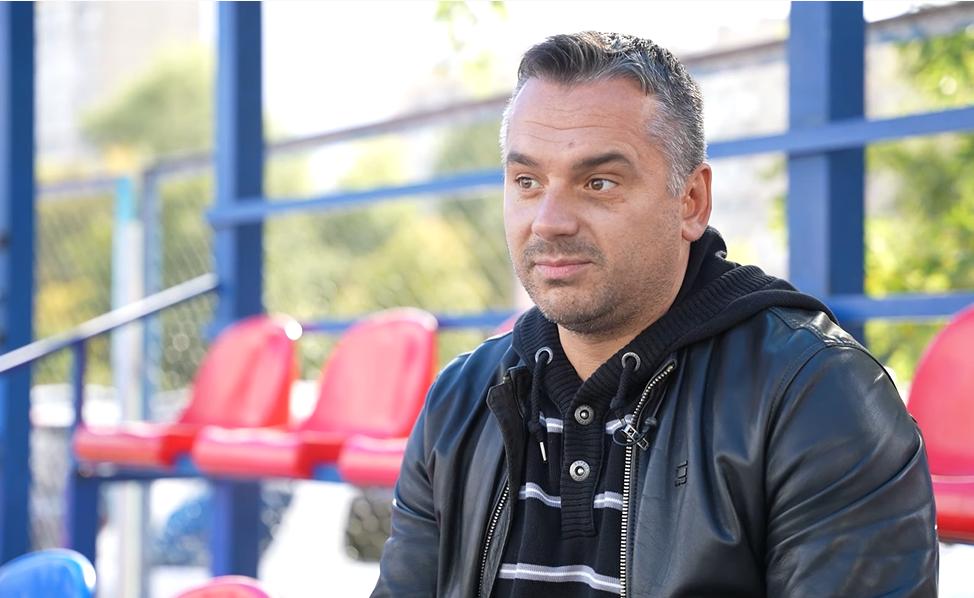 Вболівальник Андрій Федорченко розповів, що відбувалося на трибунах