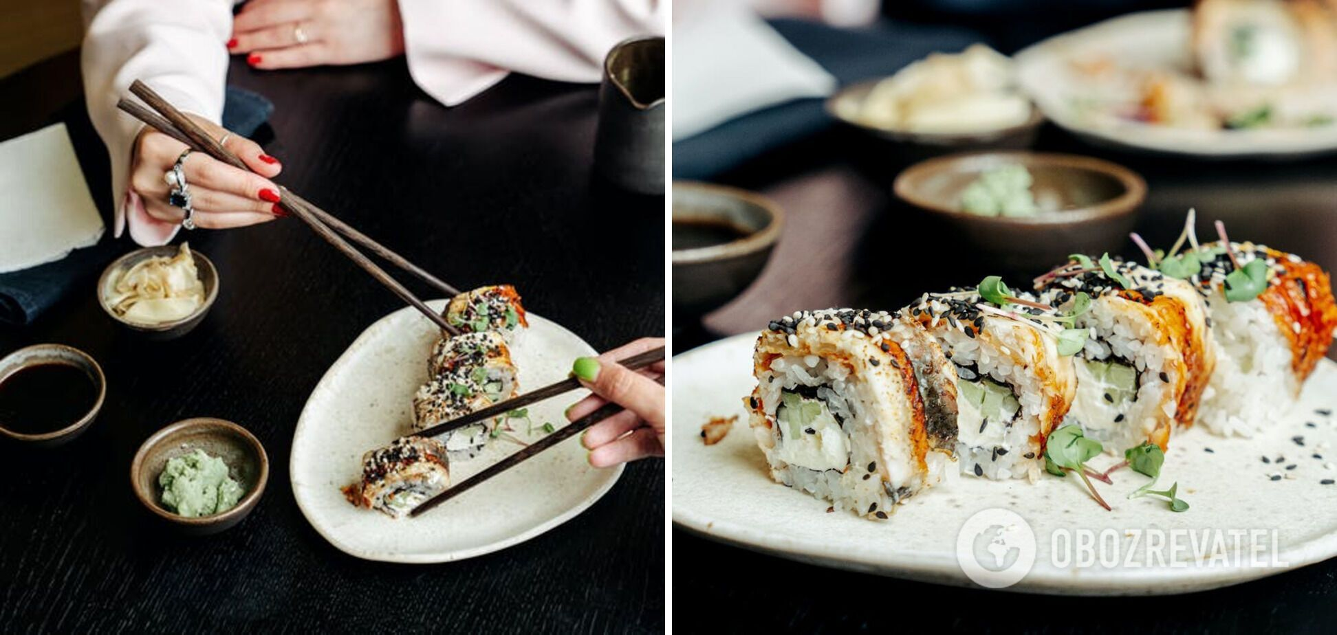 Опасный продукт – суши