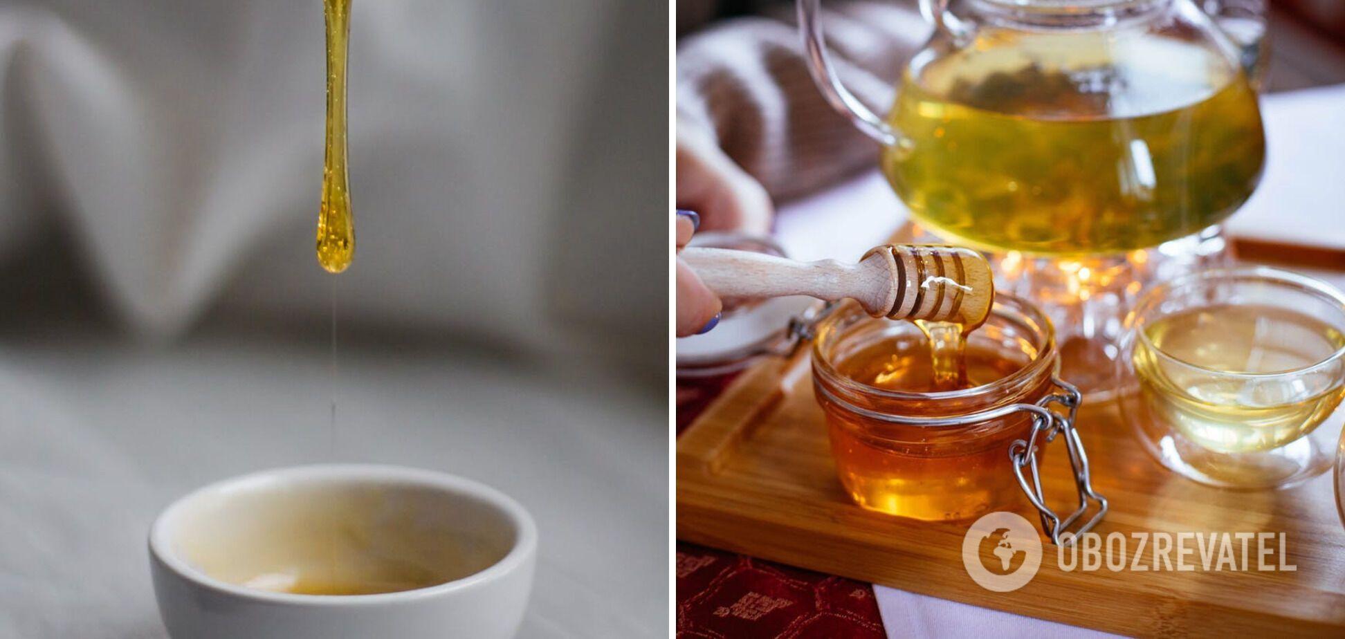 Опасный продукт – мед