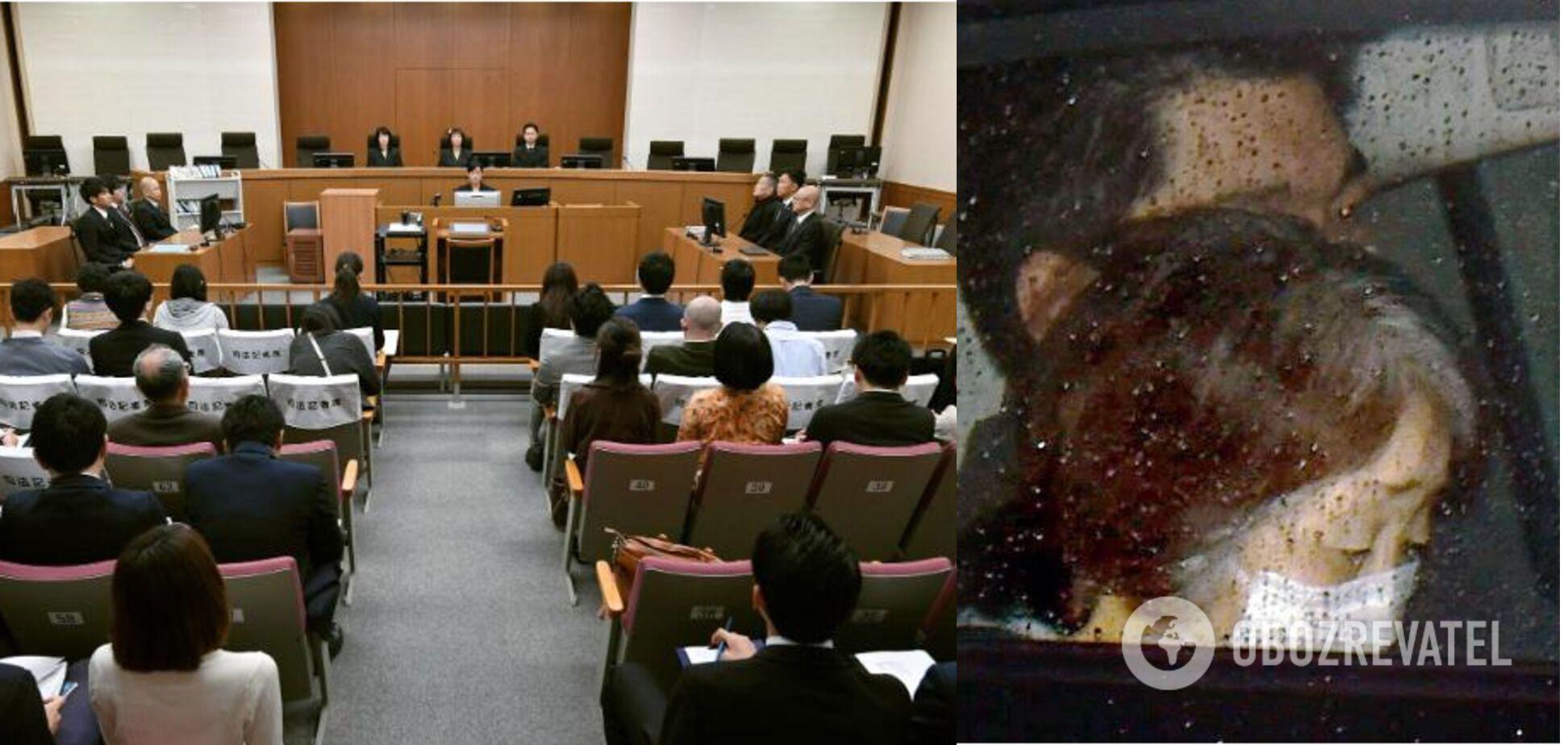 Суд над Чисако Какехи