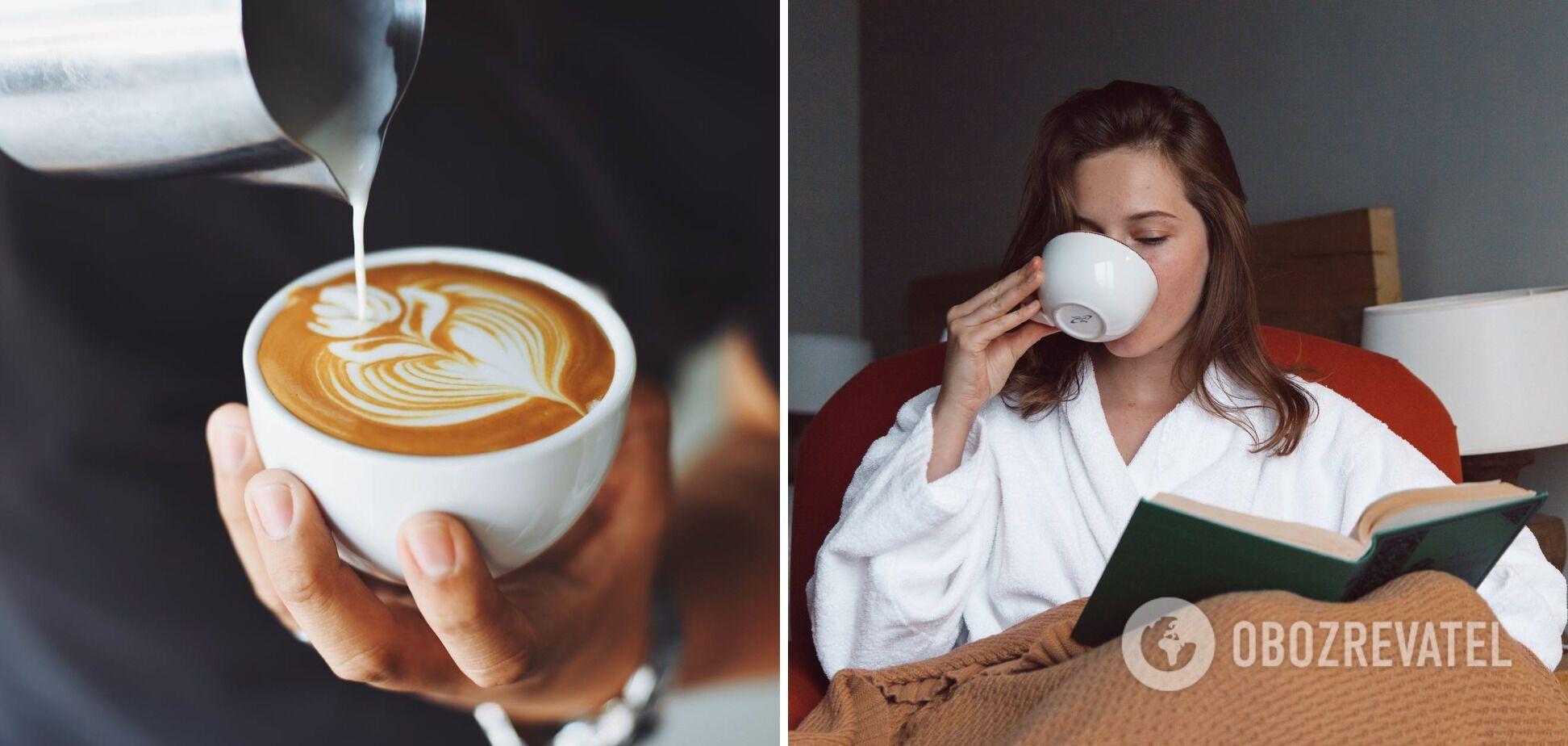 Классический кофейный напиток – капучино