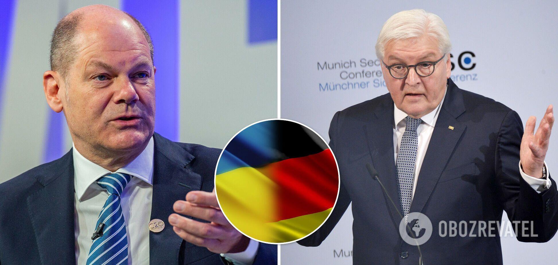 Штайнмайер может стать главным советником нового канцлера