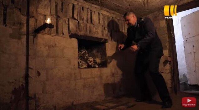В подвале были остатки других жертв