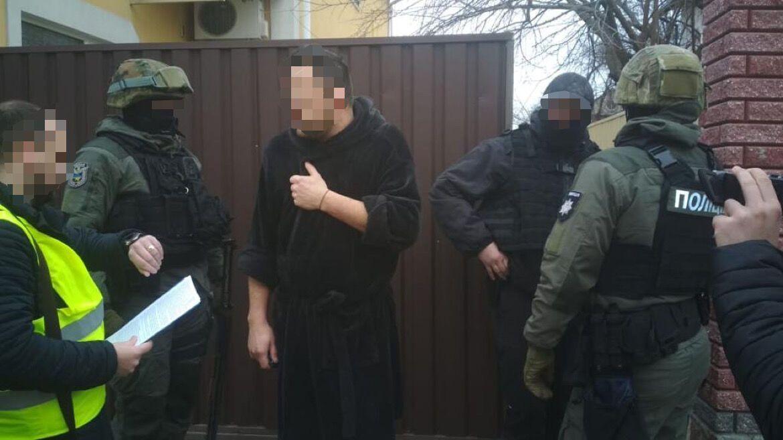 Поліція затримала банду викрадачів