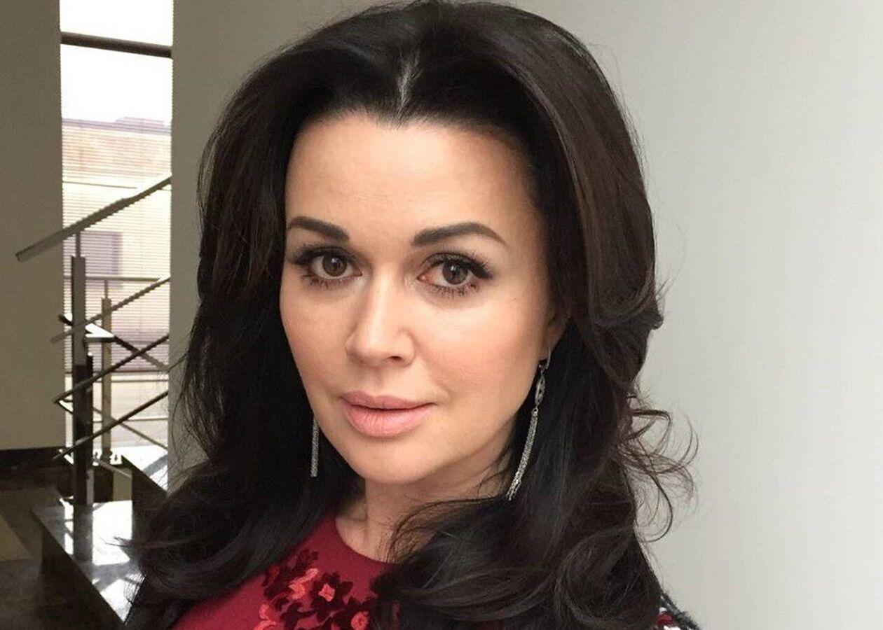 Актриса Анастасія Заворотнюк