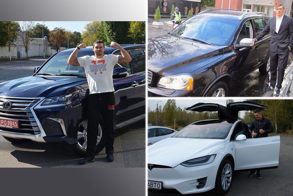 Олександр Усик не тільки титулований боксер, але і завзятий автоаматор