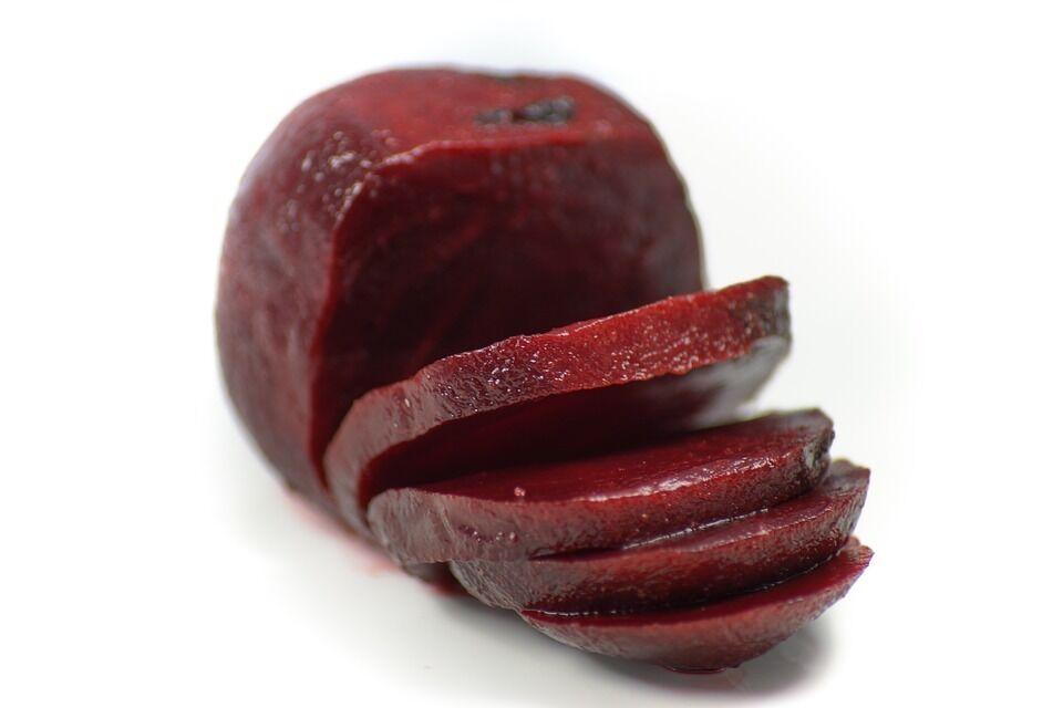 Бурякові чипси