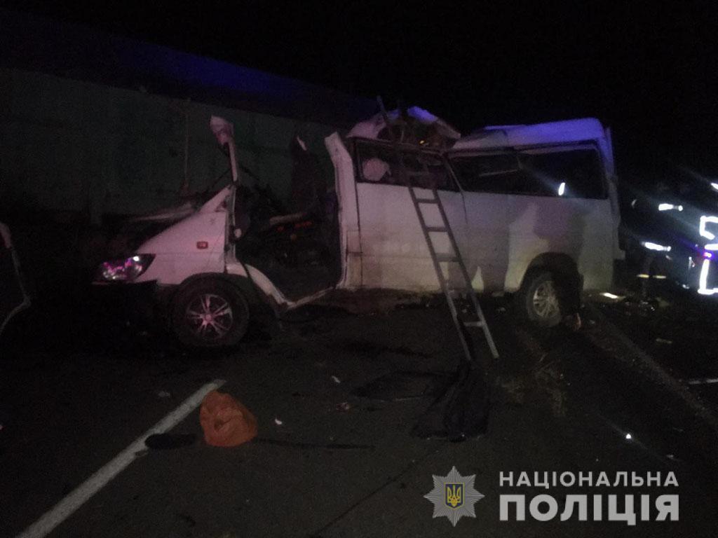 Авто получило серьезные повреждения
