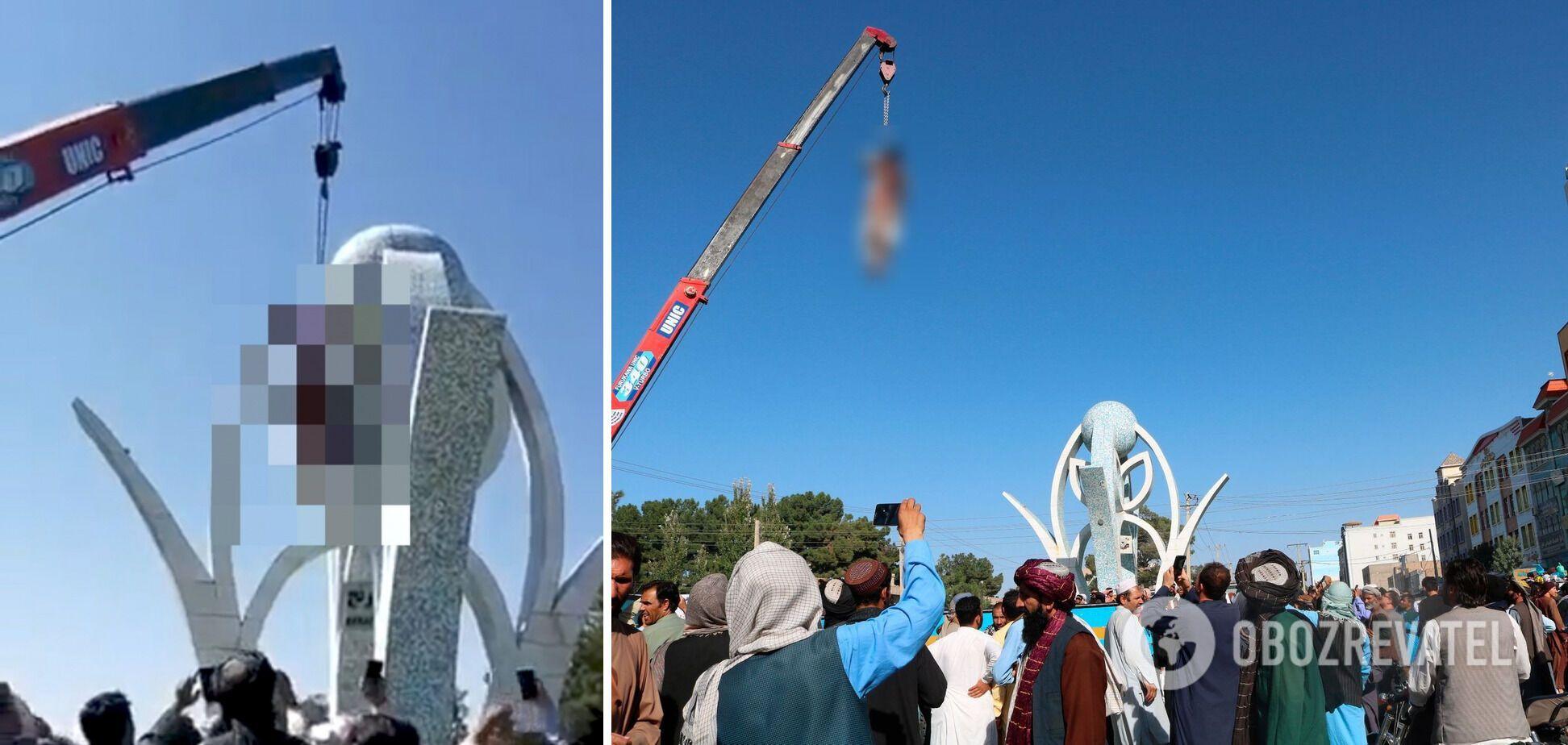 В Афганистане вернули казни