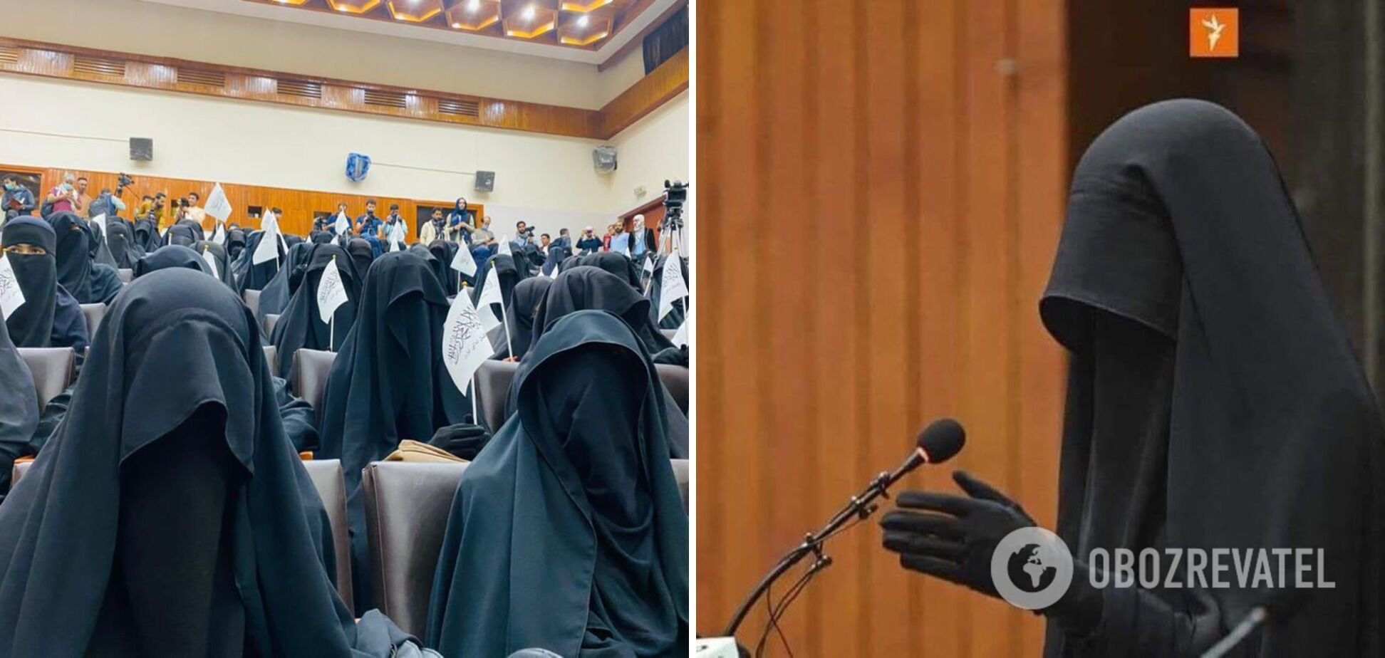 Талибы продолжают ущемлять права женщин