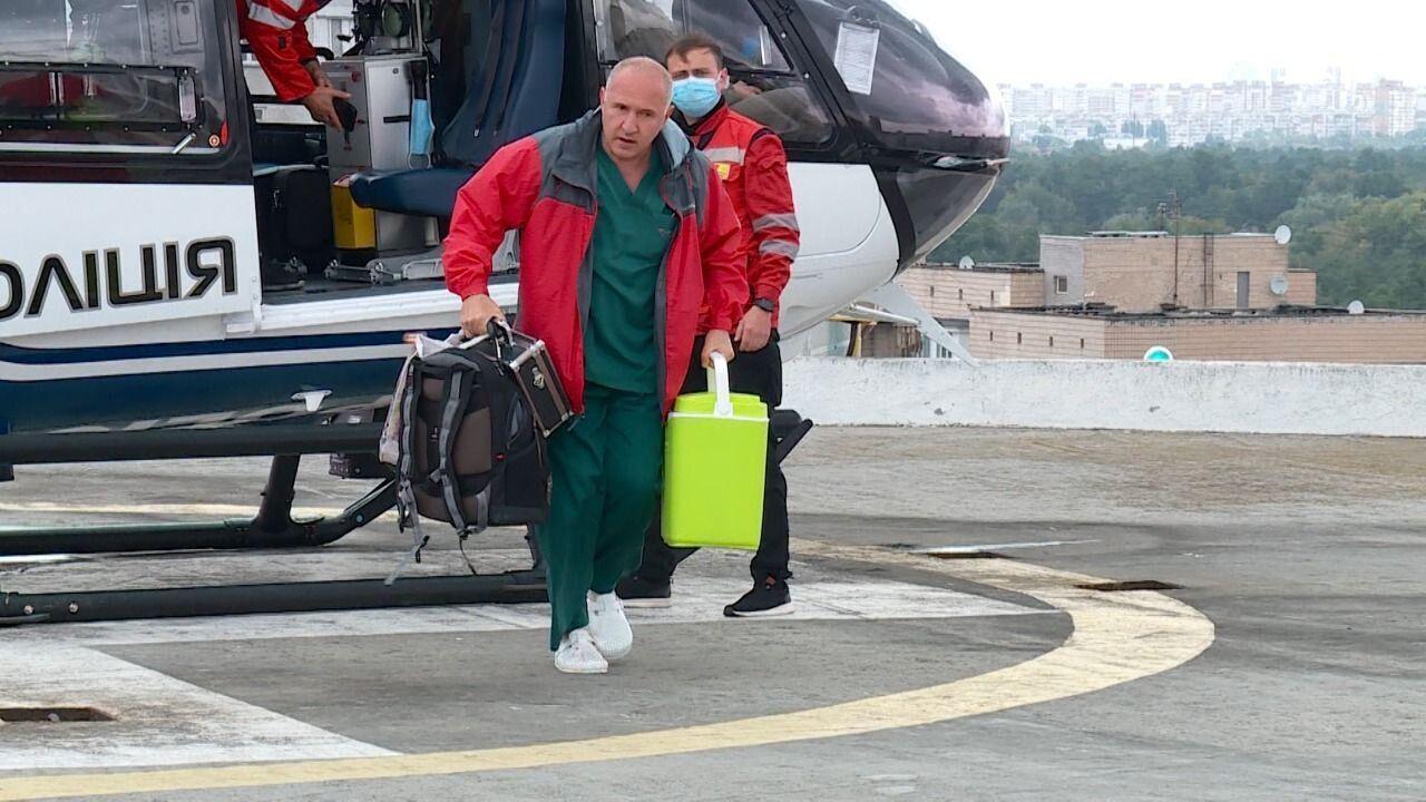 Лікар-кардіохірург Борис Тодуров