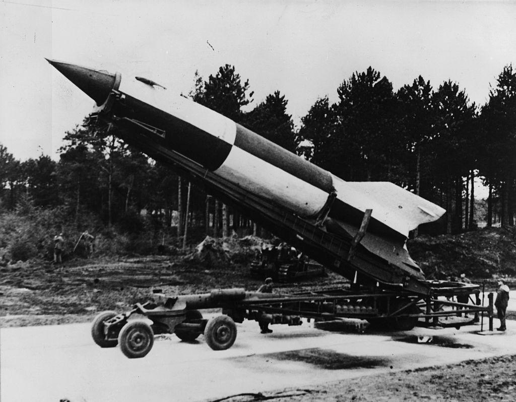 Немецкая ракета ракета V2