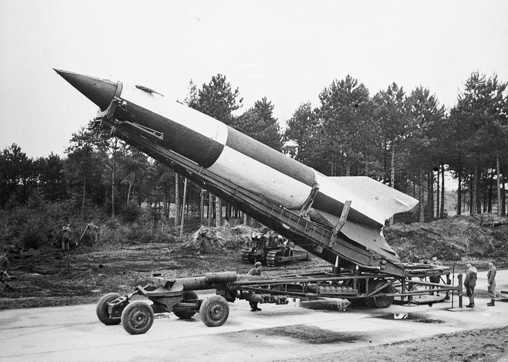 """Ракета """"Фау-2"""""""