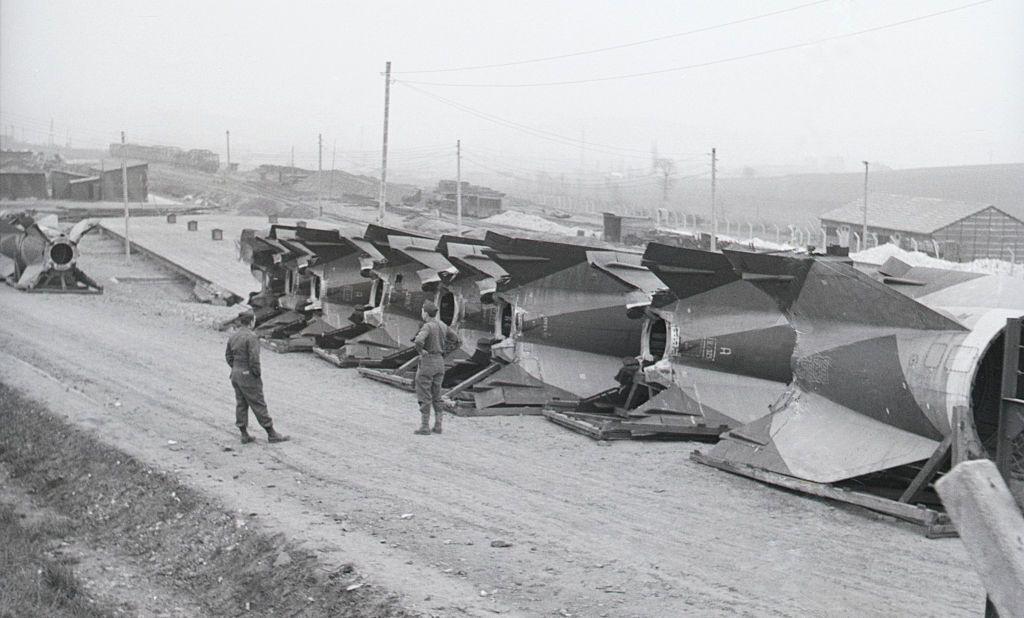 Производство ракет V2