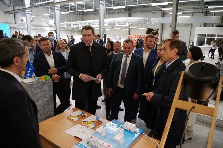 Алексей Чернышев: развитие индустриальных парков даст мощный рестарт отечественной промышленности