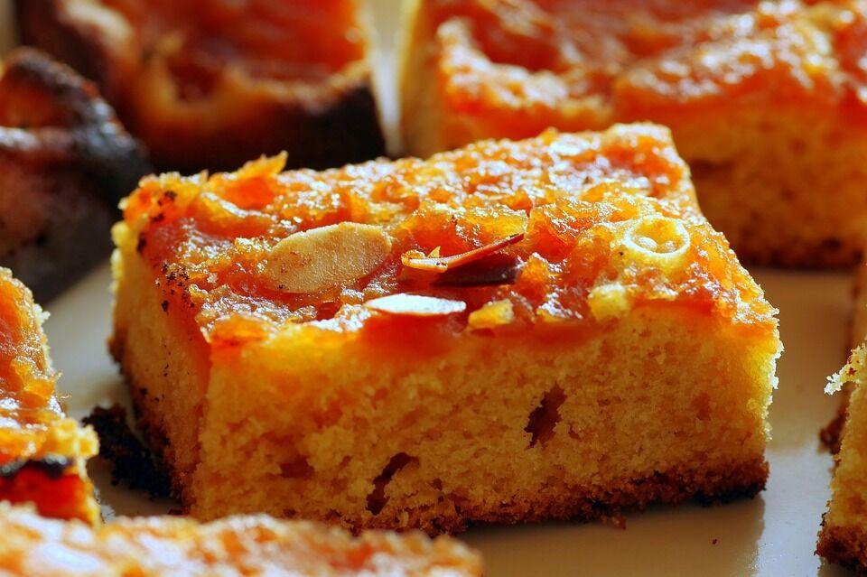 Тыквенный пирог без добавления яиц и муки