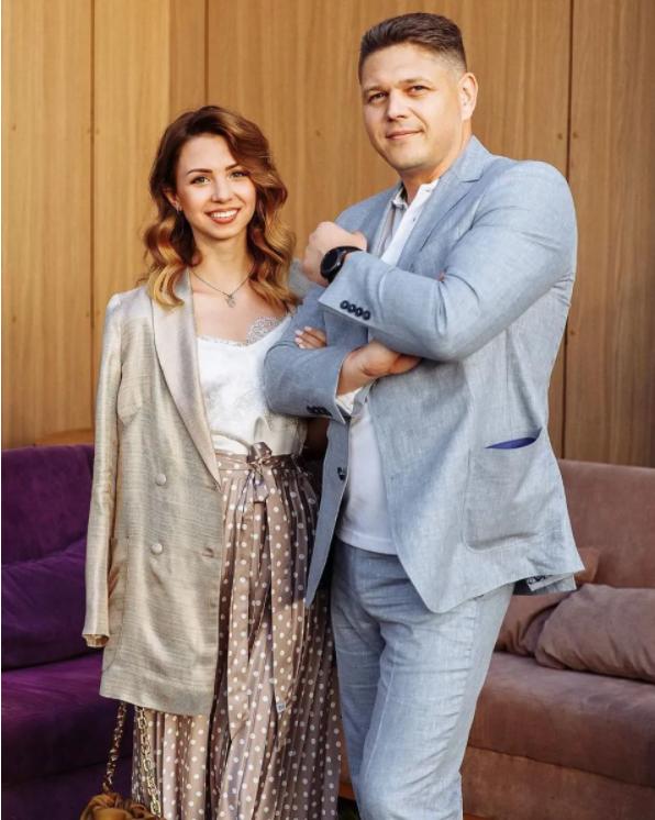Анастасія Зінченко і Максим Соколюк