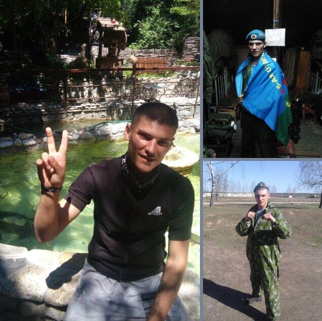 Дмитрий Макаревич служил в Беларуси, а потом отправился воевать на стороне российских оккупантов на Донбасс.
