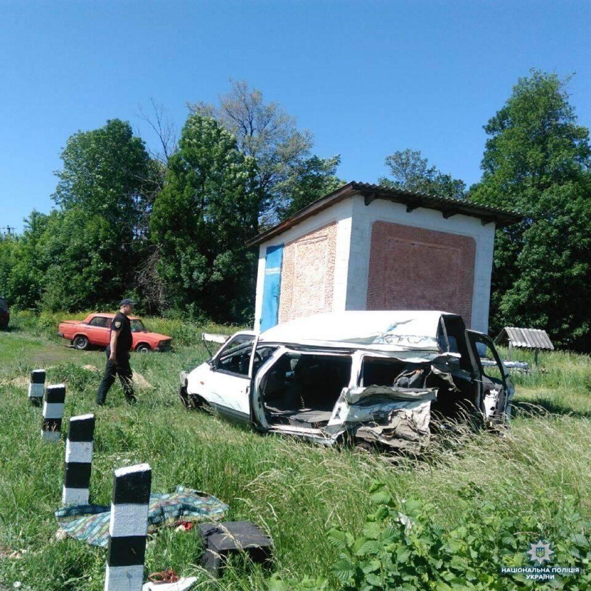 26-летняя пассажирка погибла на месте