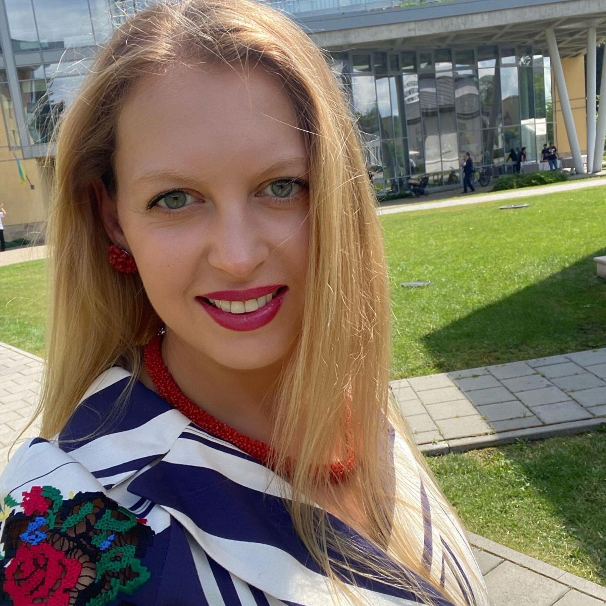 Самая красивая мама Европы Зоряна Богдан