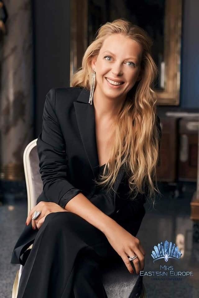 41-летняя Зоряна Богдан