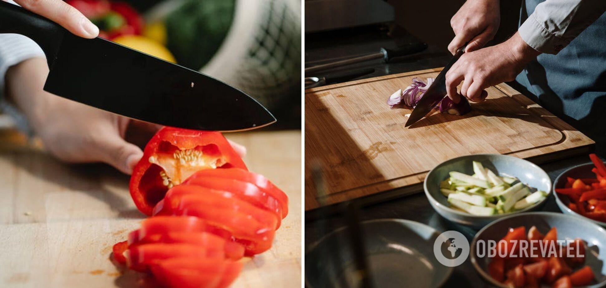 Кулінарія розвиває дрібну моторику