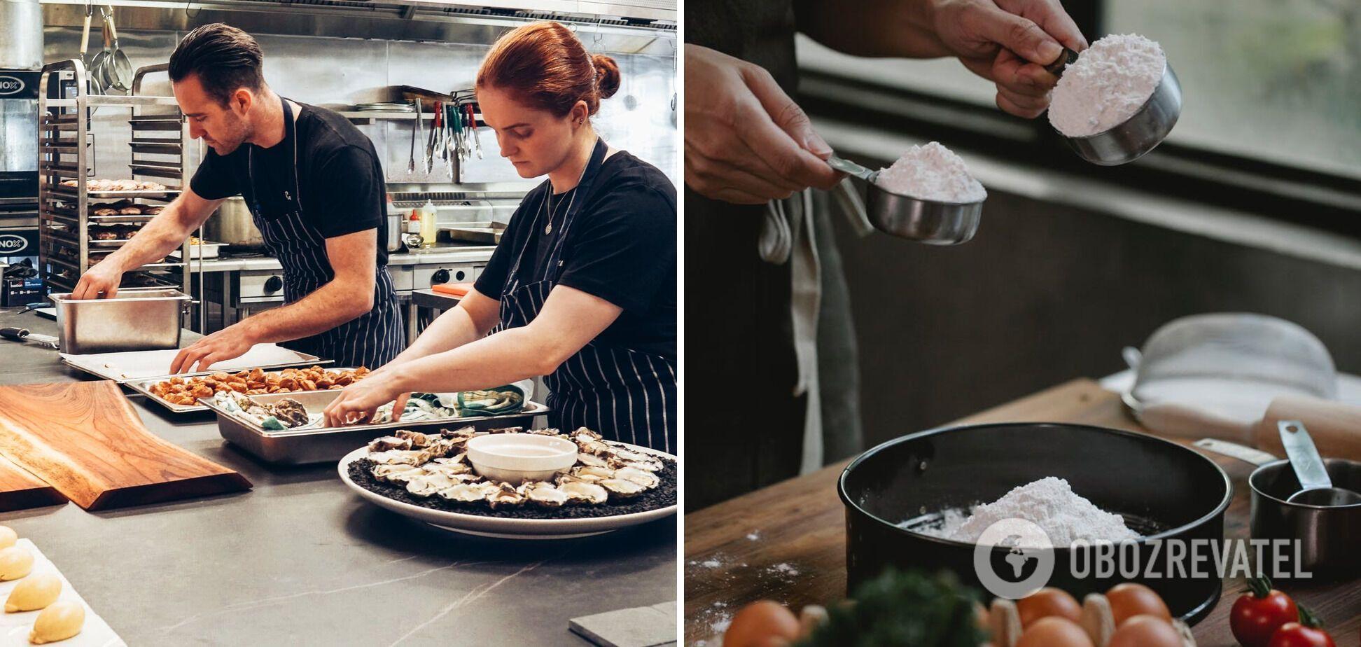 Робота на кухні – розвиток організаторських здібностей