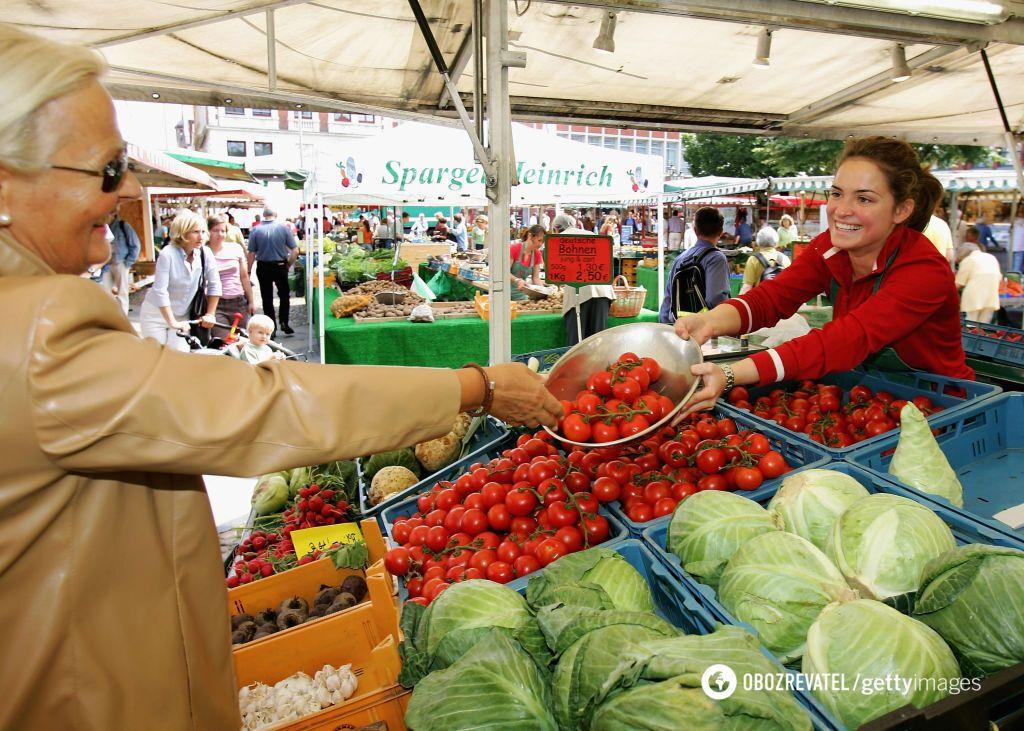 Лікарі рекомендували їсти більше овочів і фруктів
