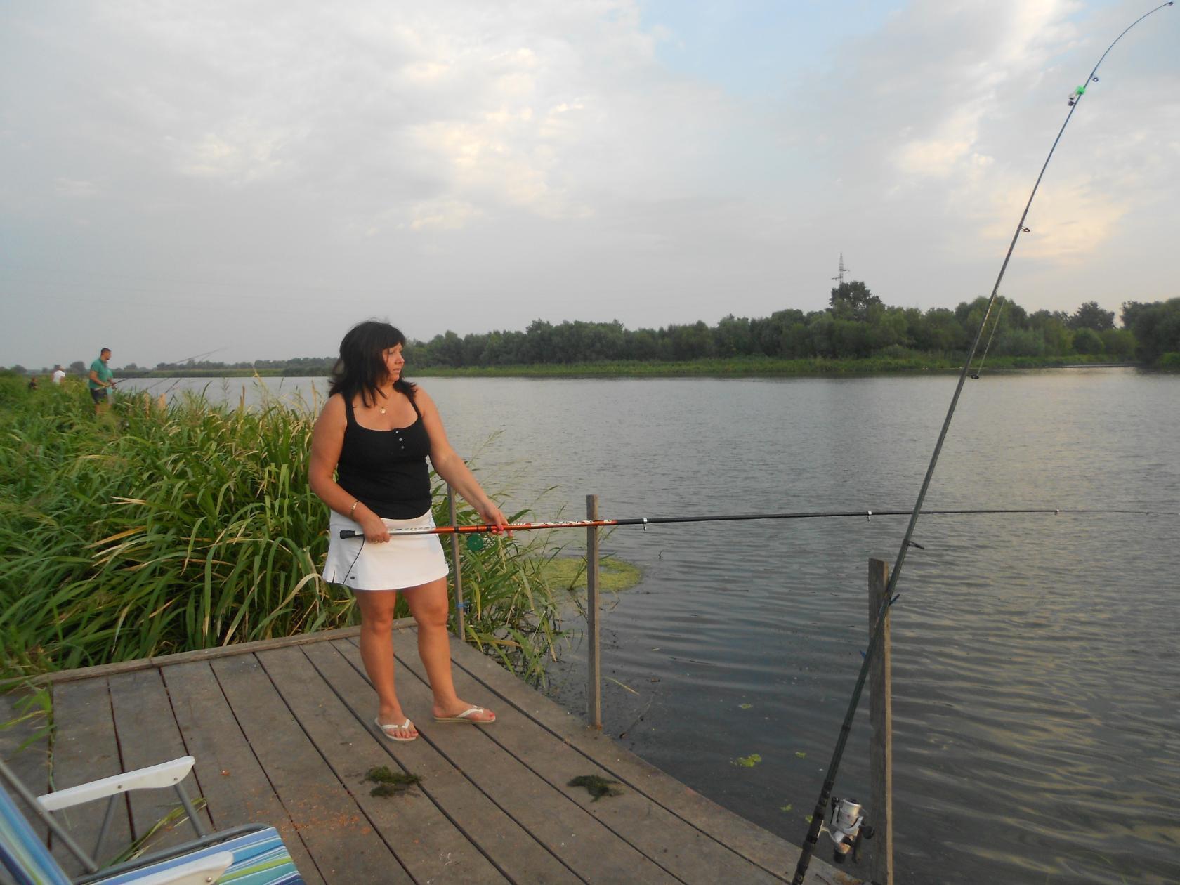 ... і риболовлю