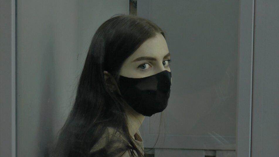 Вероника Моторина.