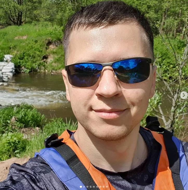 Убитый беларусскими силовиками программист