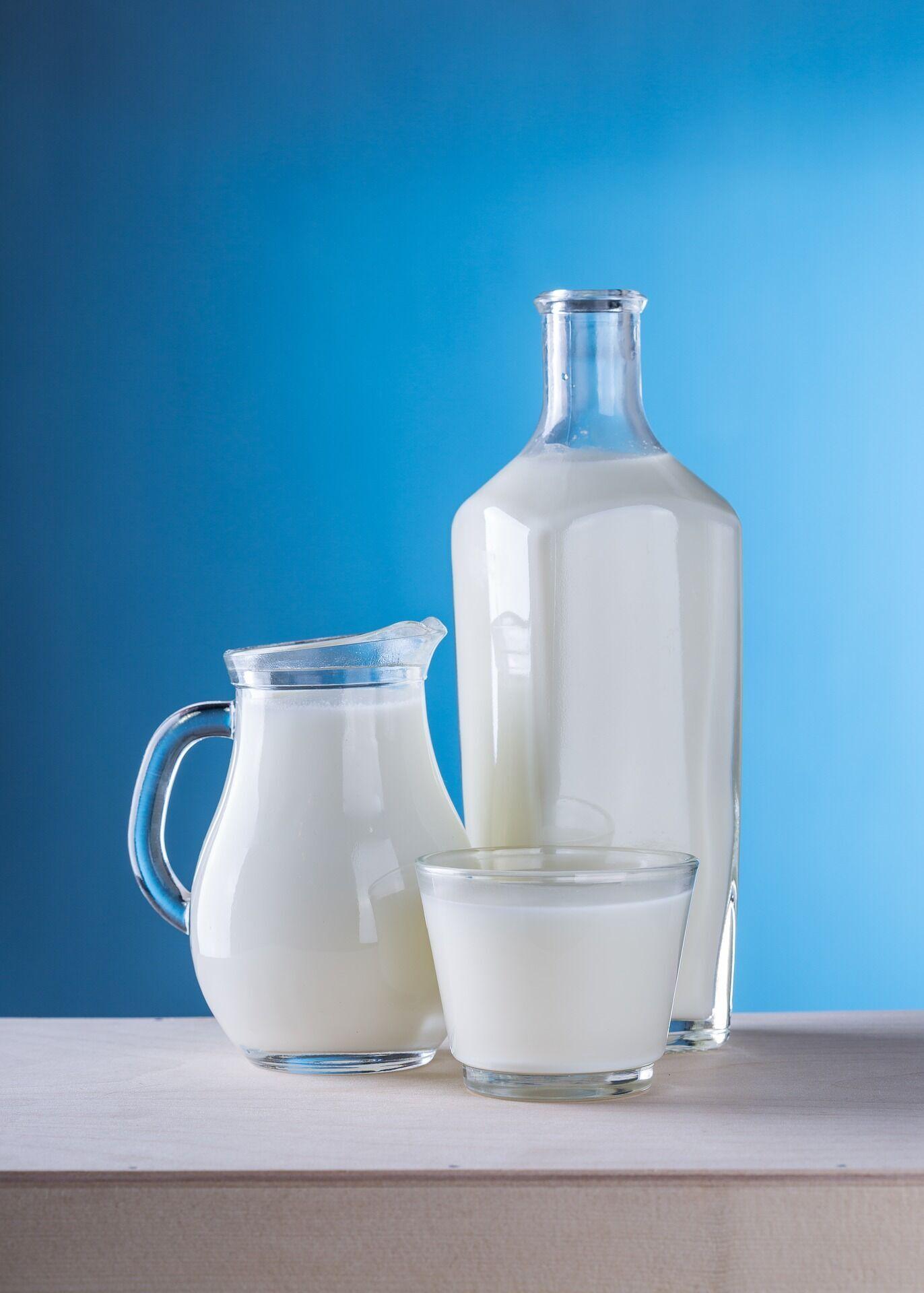 Молоко должно быть свежим