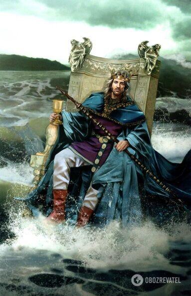 Скорпіон – Король Кубків