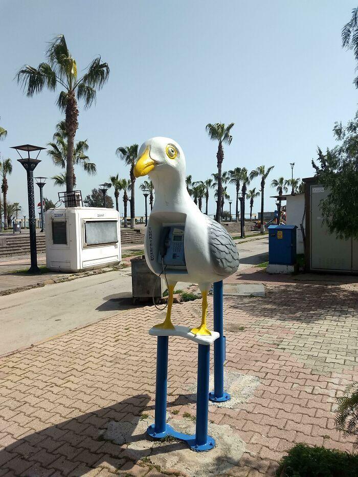Телефонна будка в Туреччині