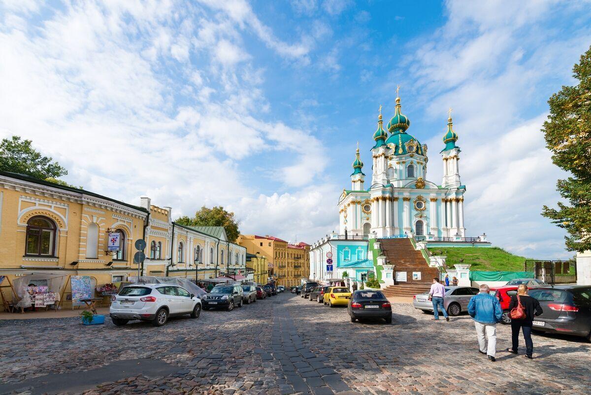 Історичний Андріївський узвіз у Києві святкує День народження: дата та програма заходів