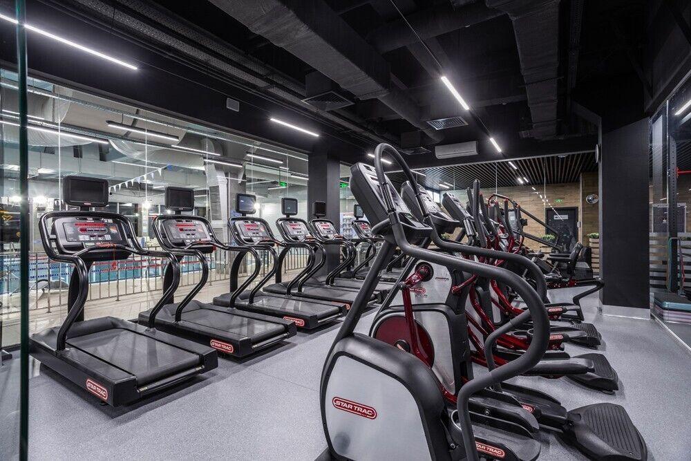 Автоматизированные фитнес-клубы и мобильное приложение для тренировок: сеть Sport Life переходит в диджитал эру