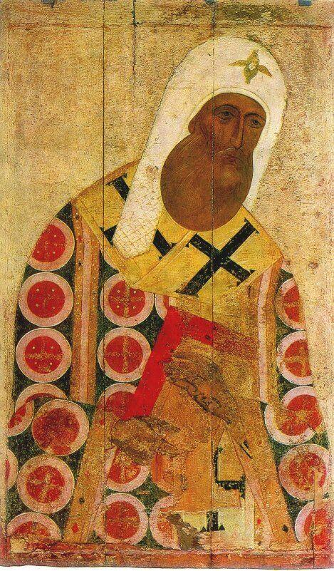 День памяти святителя Петра отмечается 6 сентября