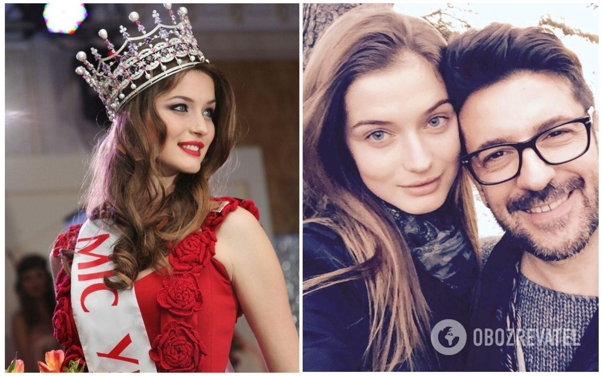 """""""Мисс Украина"""" 2013 года Анна Заячковская вышла замуж за абьюзера"""