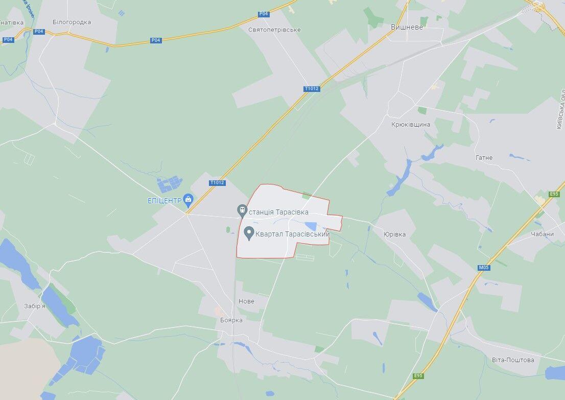 Трагедия произошла в Тарасовке.