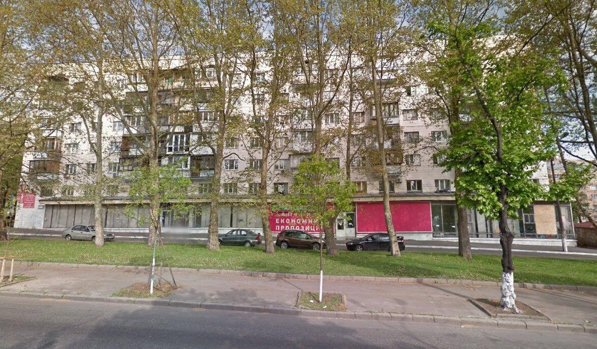 Конфлікт виник під час застілля в квартирі будинку на проспекті Голосіївському, 84.