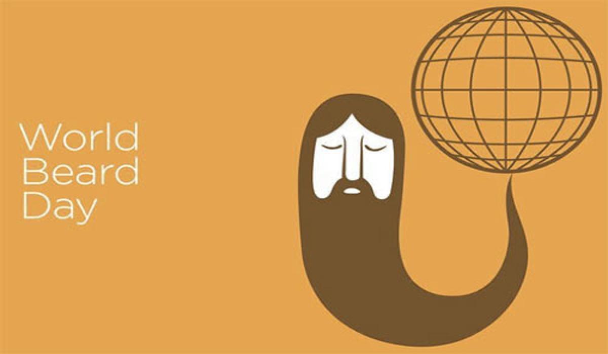 Открытка ко Дню бороды