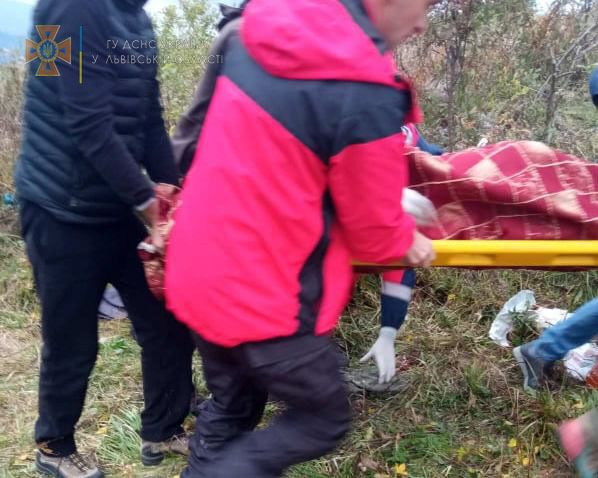 Пятеро туристов получили травмы